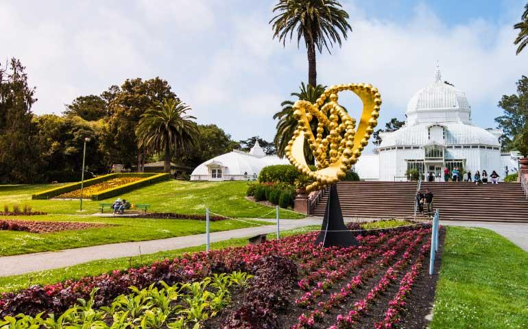 Image of Golden Gate Park Conservatory